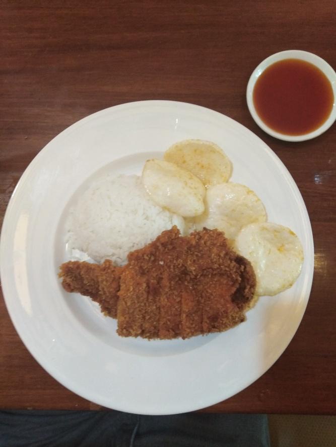 Siknoy Pork Chop