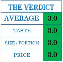 Verdict 3-3-3