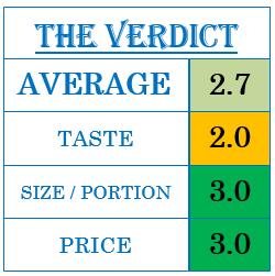 Verdict 2-3-3