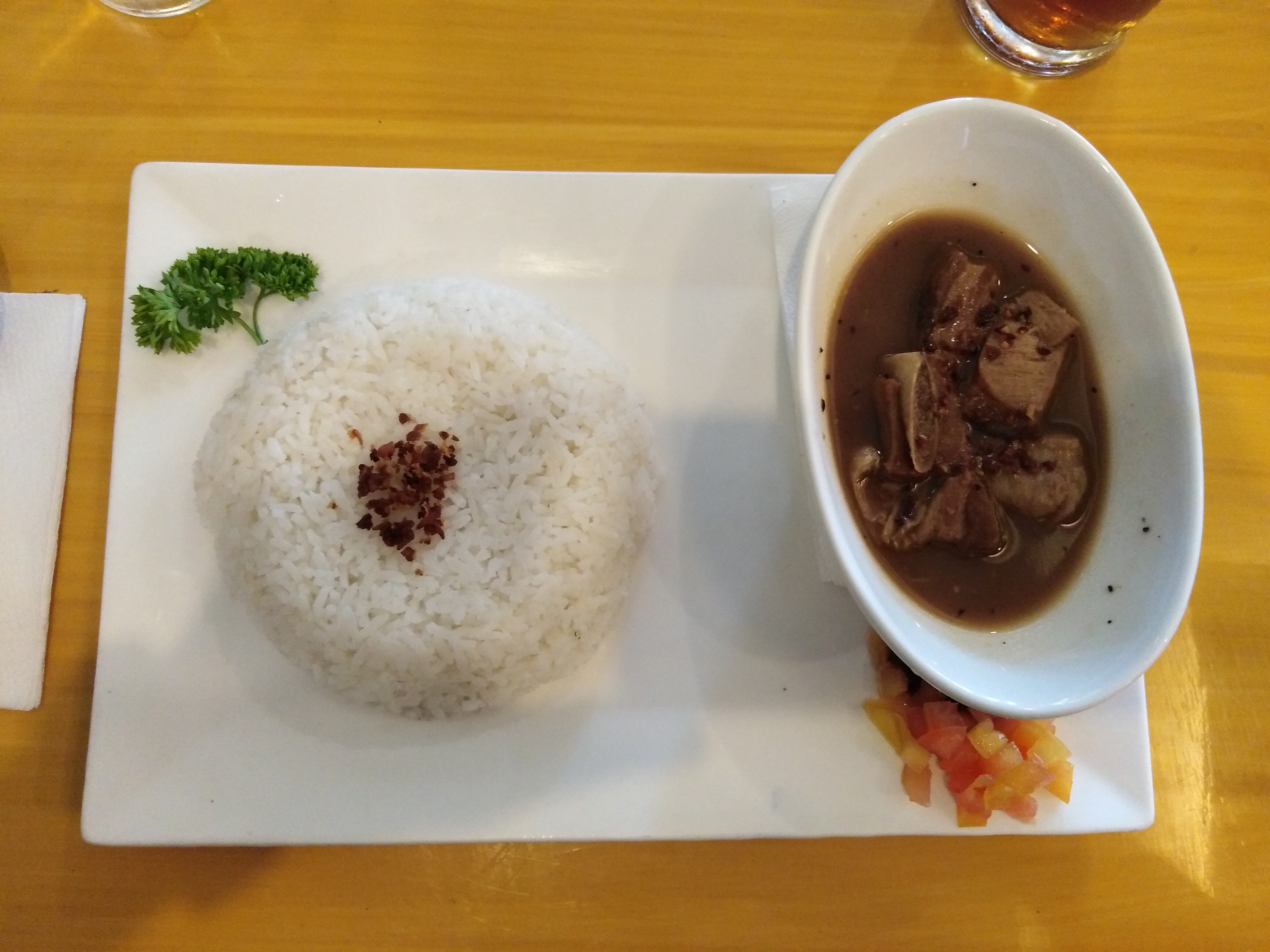 Adobong Baboy by Barrio Fiesta