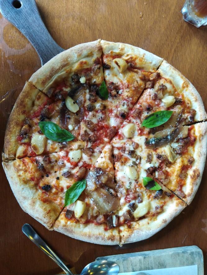 Porchetta Pizza by Diavolo