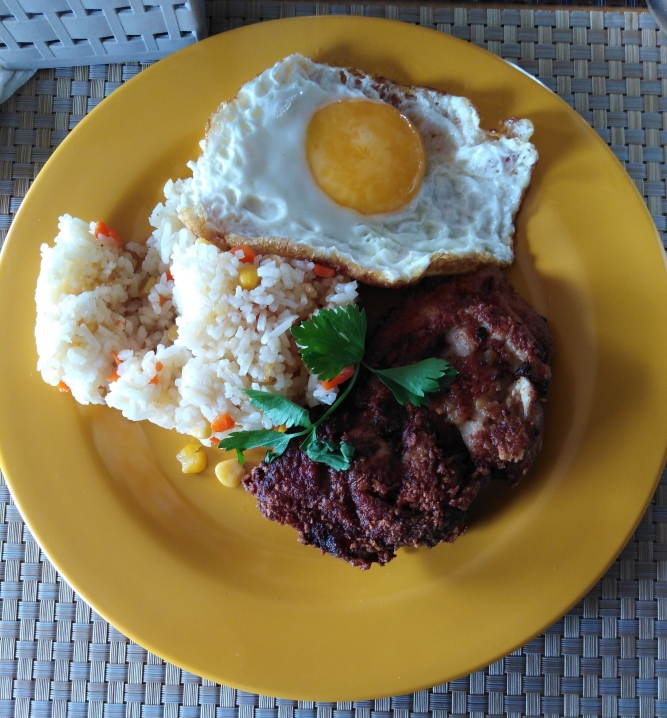 Chicksilog by Don Checho