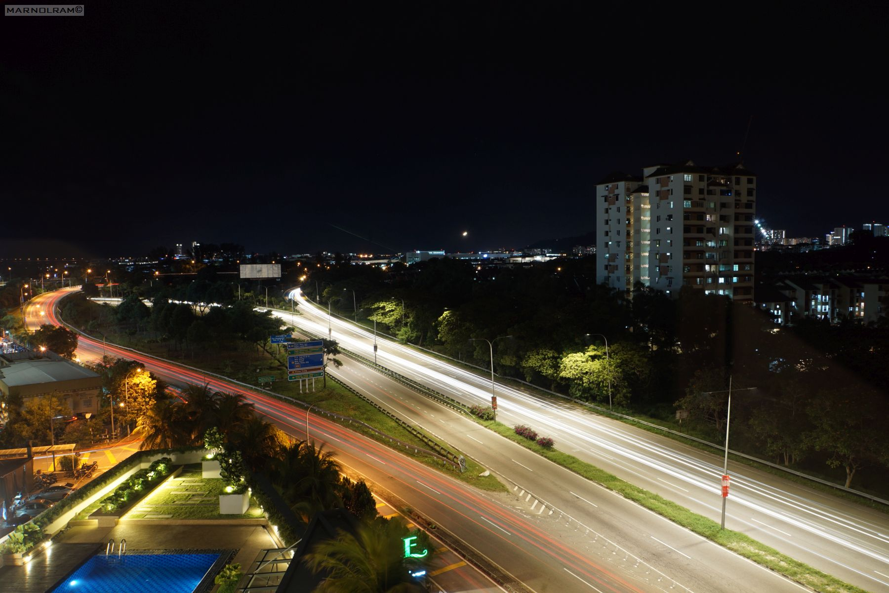 Long exposure_Penang Malaysia