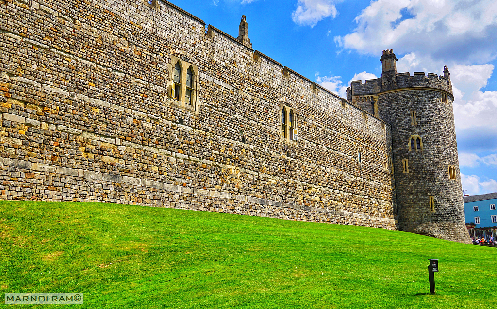 Windsor Castle Fortress